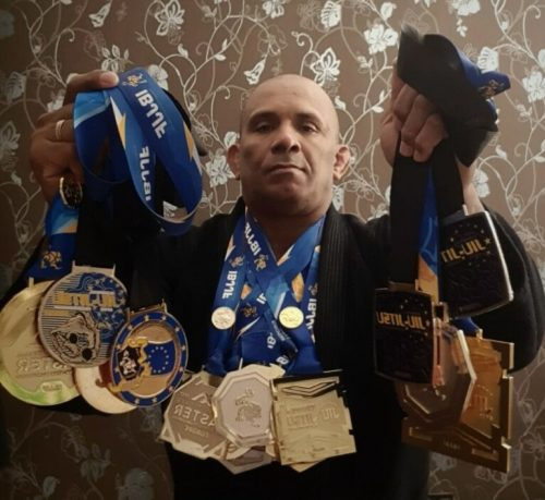Francisco Nonato Holanda Barros - instructeur Jiu-Jitsu Brésilien
