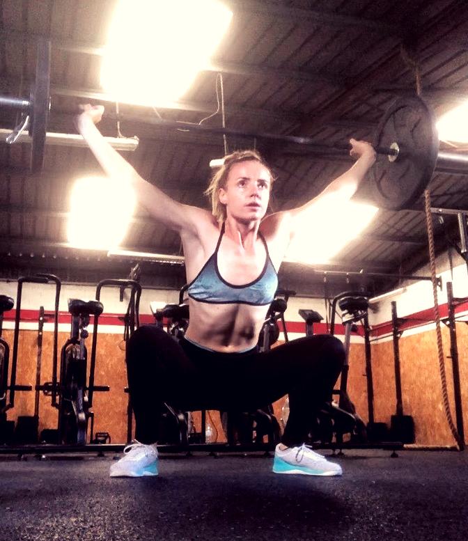 Cross-training-FightForce