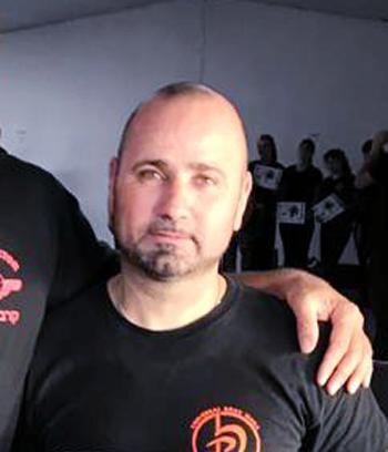 Instructeur Krav Maga Montpellier