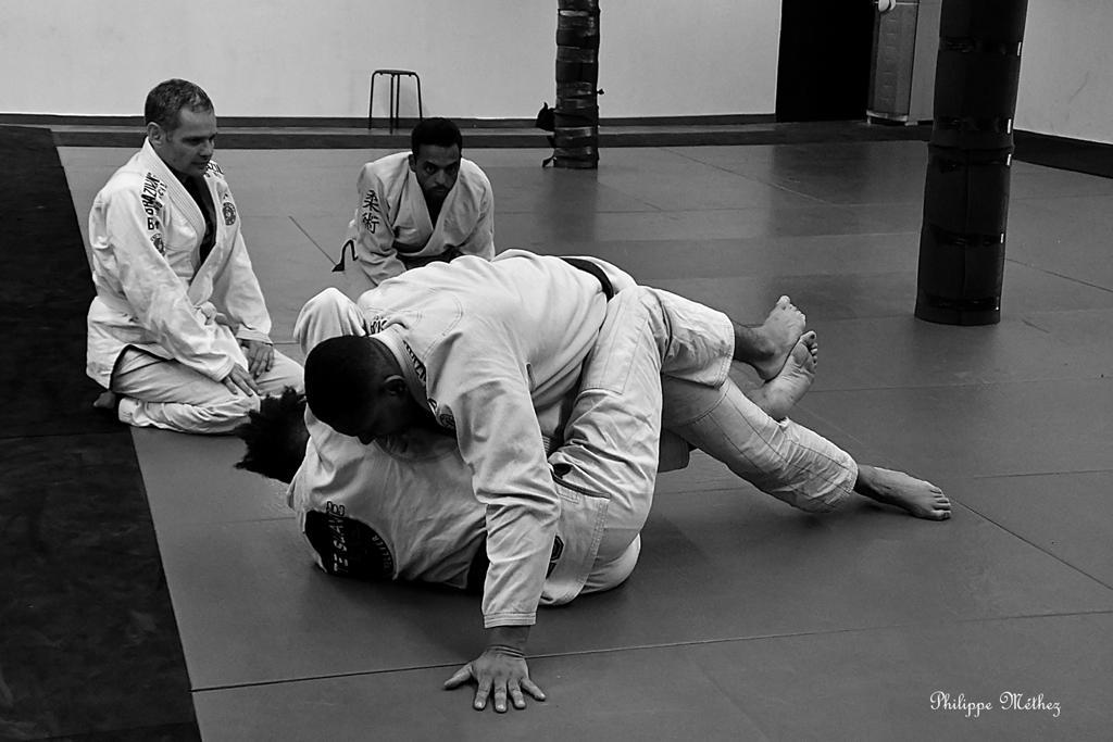 Jiu-jitsu Brésilien Saint Jean de Védas