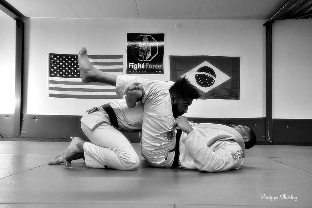 Jiu-jitsu Brésilien Fight Force