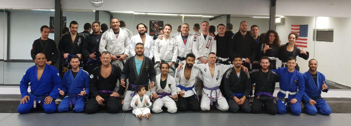 Jiu-jitsu Brésilien Montpellier