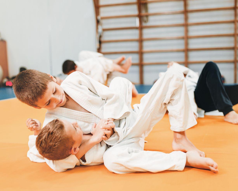 Judo Enfants Montpellier