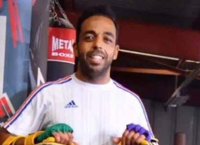 Oualid instructeur Kickboxing Muay Thaï