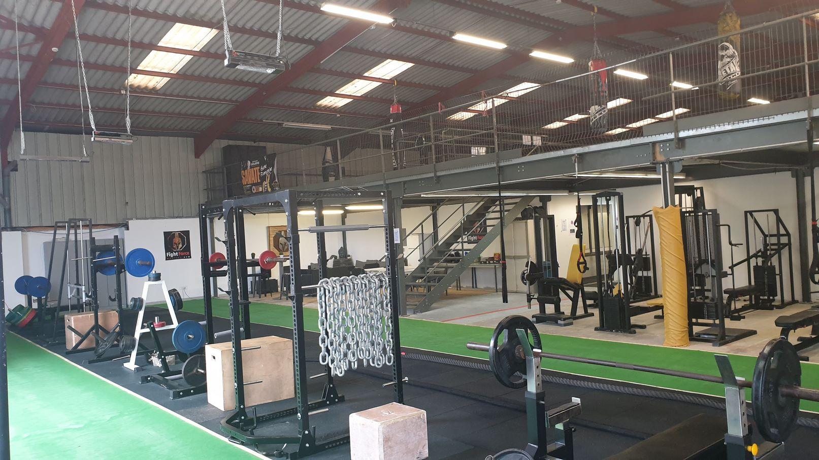 Salle Fight Force - sports de combat Montpellier