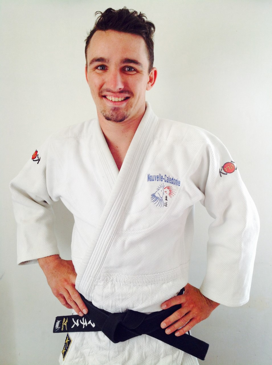 Thomas Lacaze instructeur Judo