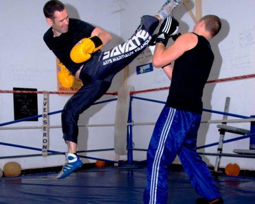Savate Boxe française Fight Force