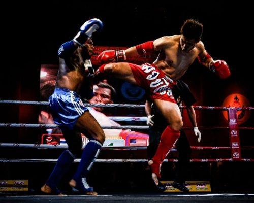 Kickboxing Montpellier